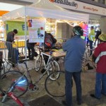Stand Cyclistes, brillez! - 16/11/13