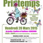 Affiche printemps 2015