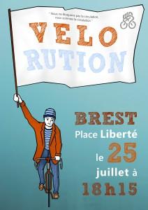 VéloRUTION Affiche 25 juillet (light)