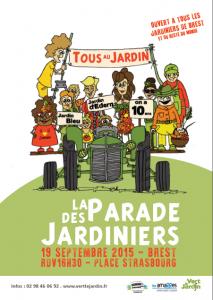 la parade des jardiniers