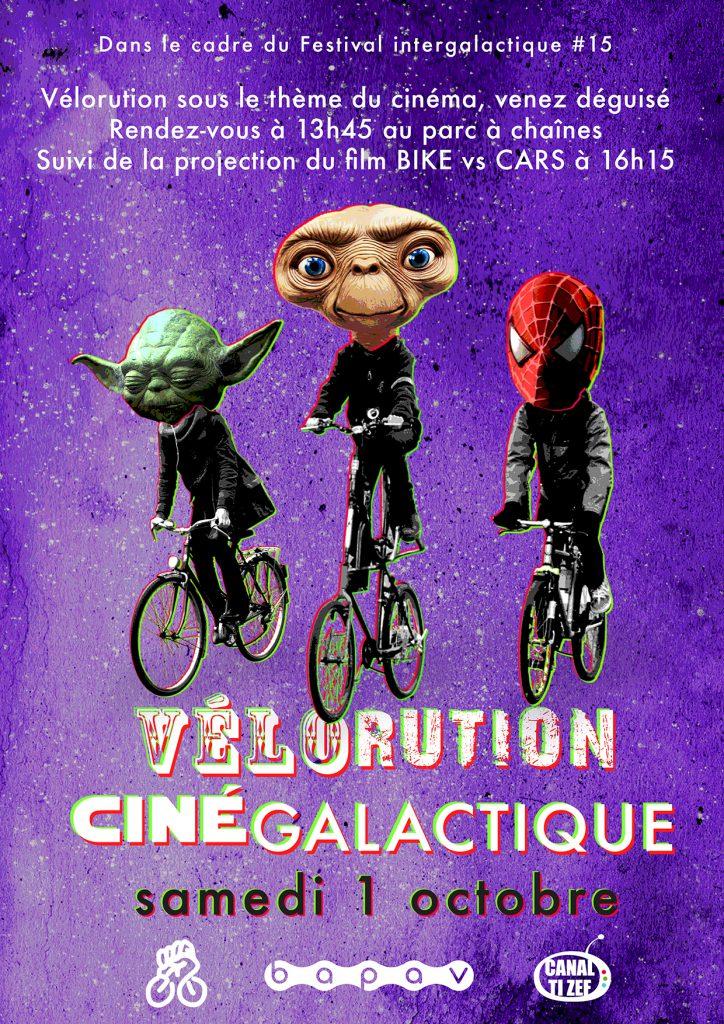 Velorution-cinegalactique