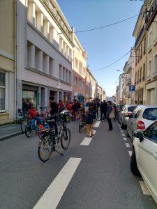 Vélos à Brest